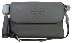 Tory Burch Messenger Leather Cross Body Bag