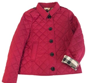 Burberry crimson pink Jacket