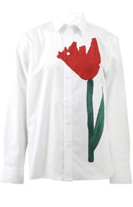 Marni Button Down Shirt white