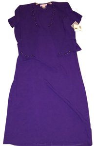 Purple Maxi Dress by Sag Harbor