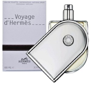 Hermès VOYAGE d' HERMES Eau de Toilette 100 ml | 3.3 oz REFILLABLE Men's New.