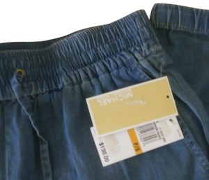 Michael Kors Cargo Jeans-Light Wash