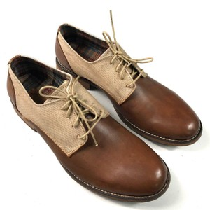 Bed Stü Lace-up Oxford Brown Formal