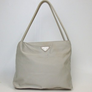 Prada Satchel in Light Grey