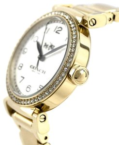 Coach Coach Women's Madison Gold Stainless Steel Bracelet Watch 32mm