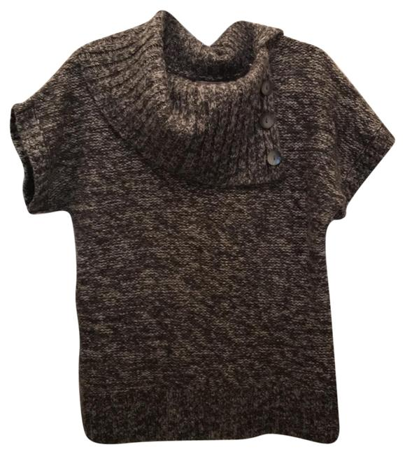 Item - Brown & Light Brown Between Me You Tunic Size 12 (L)