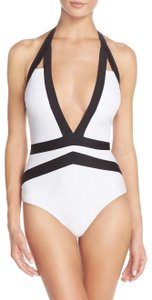 Ted Baker RALINDA HALTER CUT OUTS SWIMSUIT