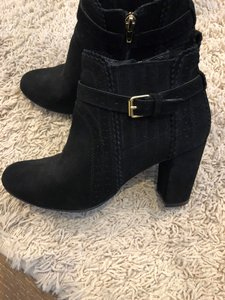 DV by Dolce Vita Black suede Boots