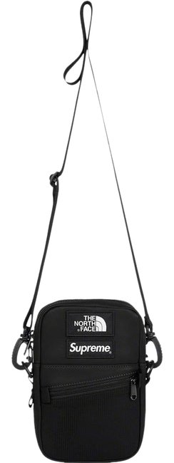 Item - The North Face Black Leather Weekend/Travel Bag