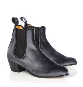 Penelope Chilvers Pewter/ gray Boots