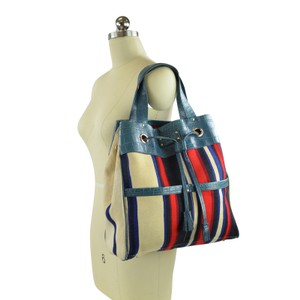 Kate Spade Tote in Red White Blue