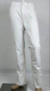 Gucci Cream White Men's Dyed Washed Cotton Pant Us 38r 408636 9305 Groomsman Gift