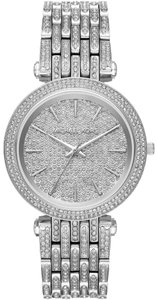Michael Kors Silver Tone Stainless Steel New Darci MK3779 Watch