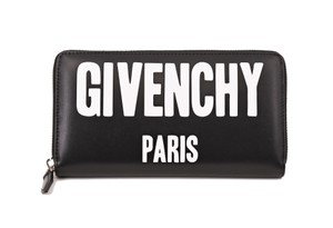 Givenchy Givenchy Iconic Print Zip Wallet