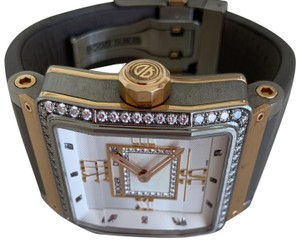 Roger Dubuis Rodger Dubuis R337DT, King square,cold, metall, diamond basil,