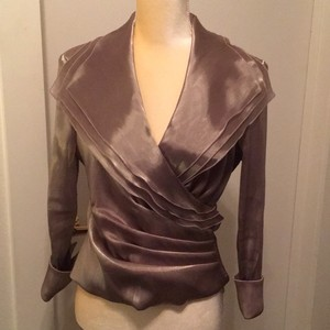 Cachet Formal Top champagne