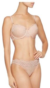 Stella McCartney Broderie Anglaise & Lace Panty Brief M