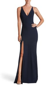 Dress the Population High End Luxury Wedding Gown Dress