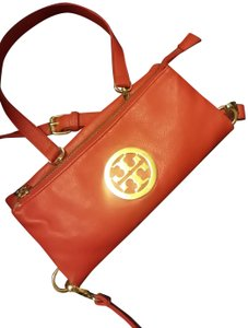 Tory Burch Handbag red Messenger Bag