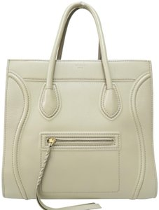 Céline Phantom Tote Calfskin Shoulder Bag