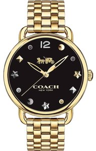 Coach Coach Women's Delancey Stainless Steel Gold-tone Watch 32mm