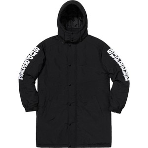 Supreme Parka Oversized Jacket Coat