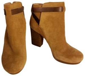 Madewell Truffle Brown Boots