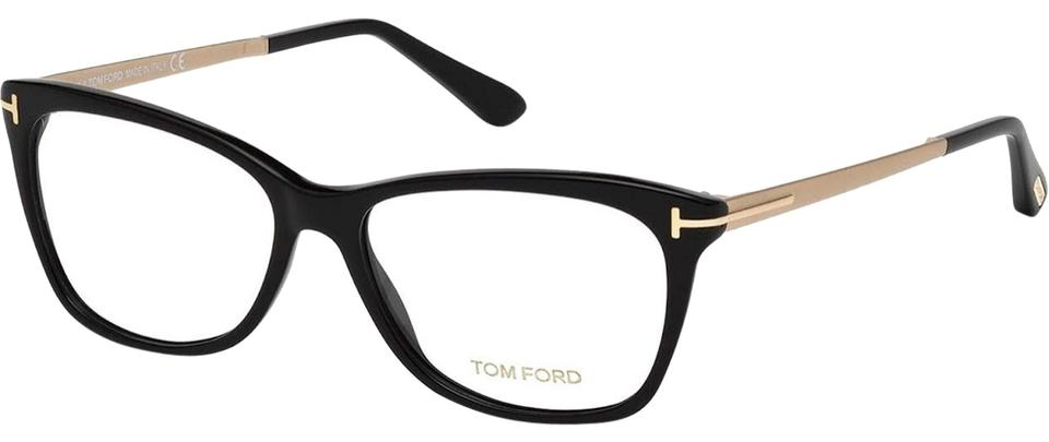 d0a8fde7b42 Tom Ford Brown Women s Eyeglasses Tf 5353 - Tradesy