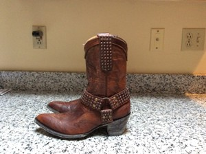 Old Gringo Brass Boots