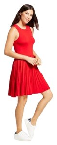 A New Day short dress Red on Tradesy
