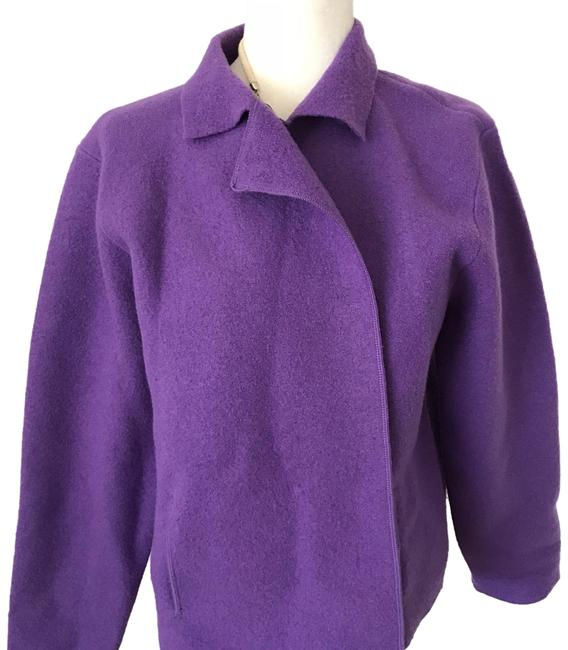 Item - Purple Jacket Size 10 (M)