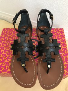 7454c19710426 Tory Burch Multicolor 8.5m Miller Patent Calf Sandals Size US 8.5 ...