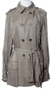 Club Monaco Tiered Trench Coat