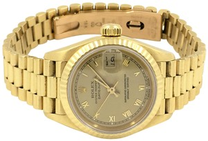 Rolex Rolex 69178 18K Oyster Perpetual Datejust President 1990