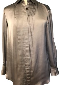 Kenneth Cole Top Silver