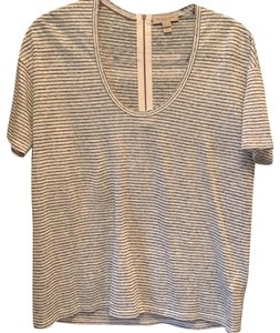 9fb3c3c0 Burberry Brit T Shirt natural white and black stripe