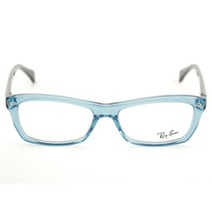 Ray-Ban Women Rectangular Demo Lens Eyeglasses