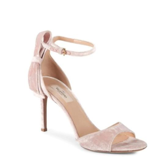 Valentino Blush Pumps Image 1