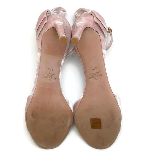 Valentino Blush Pumps Image 7