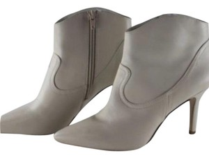 Nine West ivory/off white Boots