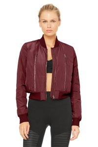 Alo Off-Duty Bomber Jacket 2