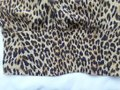 jh Collectibles Mustard W Leopard Crossover W/Navy Accent Blouse Size Petite 10 (M) jh Collectibles Mustard W Leopard Crossover W/Navy Accent Blouse Size Petite 10 (M) Image 5