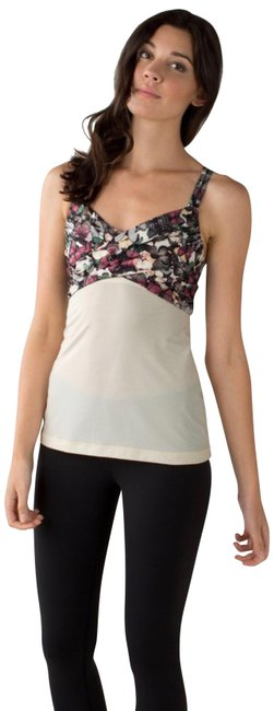 Item - Multicolor So Fly Butterfly Angel Wing Activewear Top Size 6 (S)