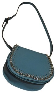 Black Rivet Cross Body Bag