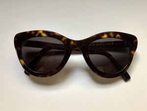 Warby Parker Warby Parker Dorothy in Cognac Tortoise