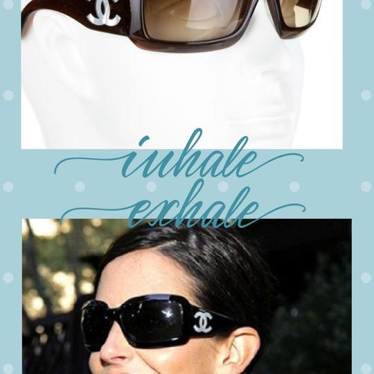 Preload https://img-static.tradesy.com/item/24255819/chanel-tortoise-sunglasses-0-3-540-540.jpg