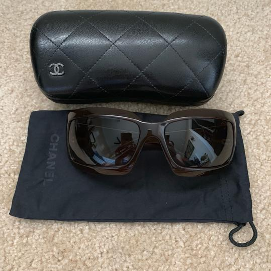 Chanel Chanel Tortoise Sunglasses