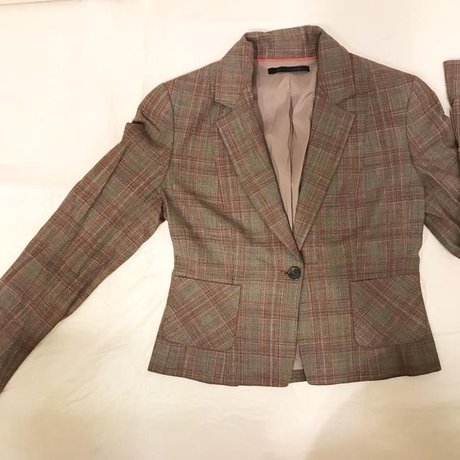 Elie Tahari modern Glen Plaid