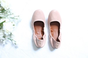 Lucky Brand Emmie Pink/Blush/Nude Flats