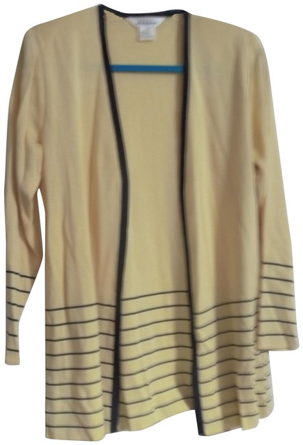 Preload https://img-static.tradesy.com/item/24255841/misook-light-weight-open-front-yellow-sweater-0-3-650-650.jpg